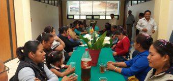 Festejo del día de las madres a las trabajadoras de la UIEG