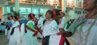 Participación del club de danza de la UIEG en Paraje Montero