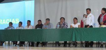 Rinde informe de trabajo el rector M.C. Renato Bautista Ventura