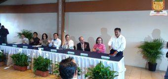 Asiste el Rector al IX encuentro de Universidades Interculturales