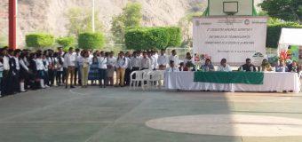 La UIEG presente en el encuentro académico deportivo y cultural de los telebachilleratos comunitarios de la región de la montaña.