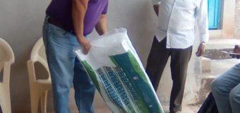 """El grupo de 8vo. semestre de la Lic. en desarrollo sustentable realiza la práctica """"Producción intensiva de tilapia (geotanques de membranas)"""", en la comunidad de Santa Isabel, Mpio. de Atlixtac."""