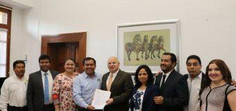 Acude el rector M.C. Renato Bautista Ventura a la reunión de rectores de universidades interculturales