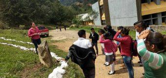Realizan visita guiada a nuestras instalaciones de la sede de la Ciénega los jóvenes proximos a egresar del Bachillerato Intercultural de la localidad de Ocoapa, Mpio. de Copanatoyac.