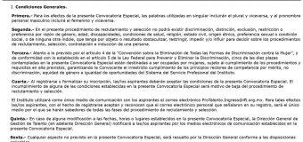 CONVOCATORIA ESPECIAL PARA SEMILLERO DE TALENTO EN UNIVERSIDADES INTERCULTURALES 01-2018